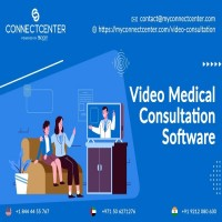 Video Medical Consultation Software Development  CONNECTCENTER